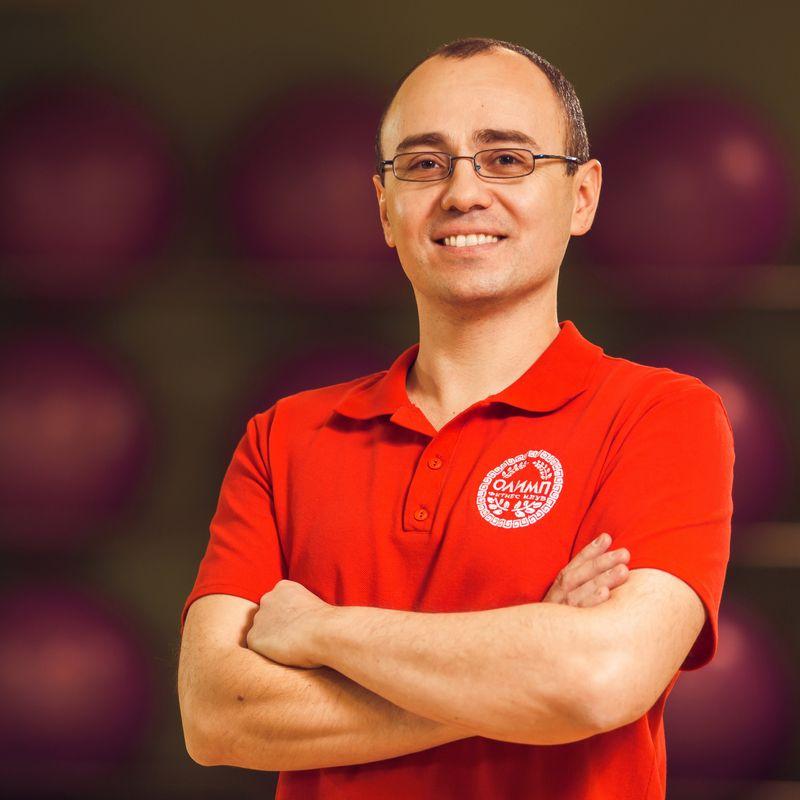 Сергей Троян